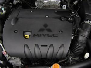 2007_Mitsubishi_Galant_Fortis_4B11_engine