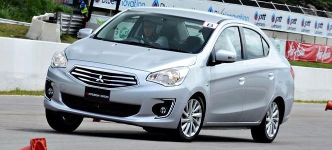 Mitsubishi Attrage wkrótce w Europie